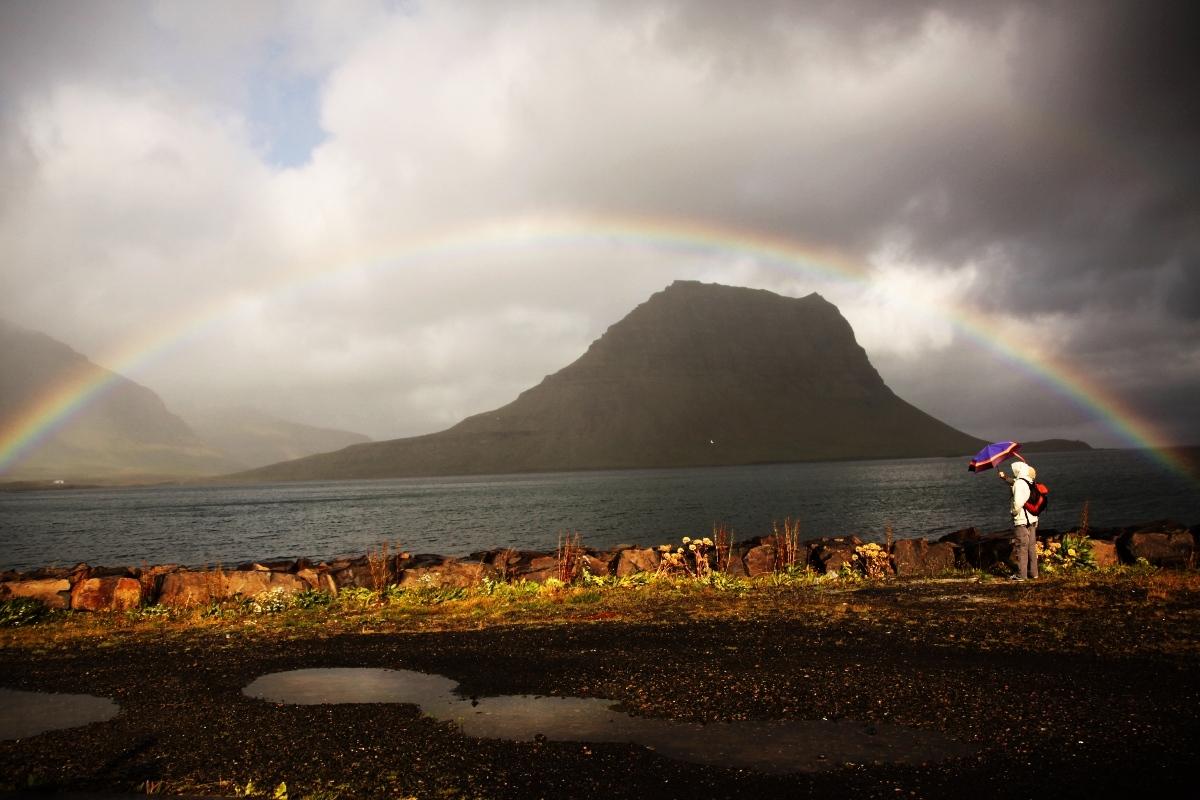 Islandia: Grundarfjörður