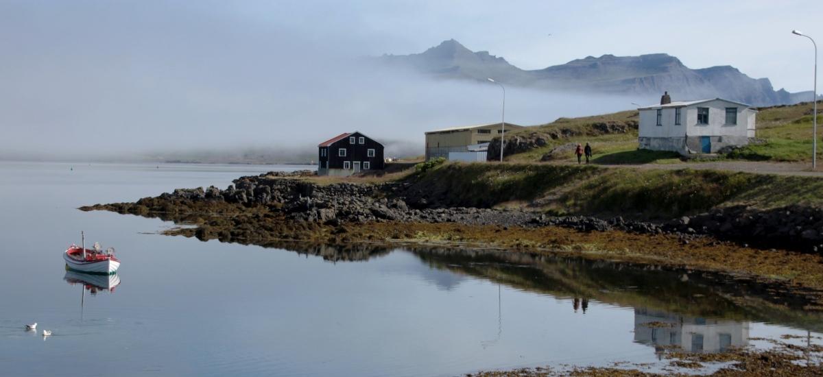 Djúpivogur – wioska rybacka na wschodzie Islandii