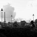 Francja: impresje na temat Paryża w czerni i bieli