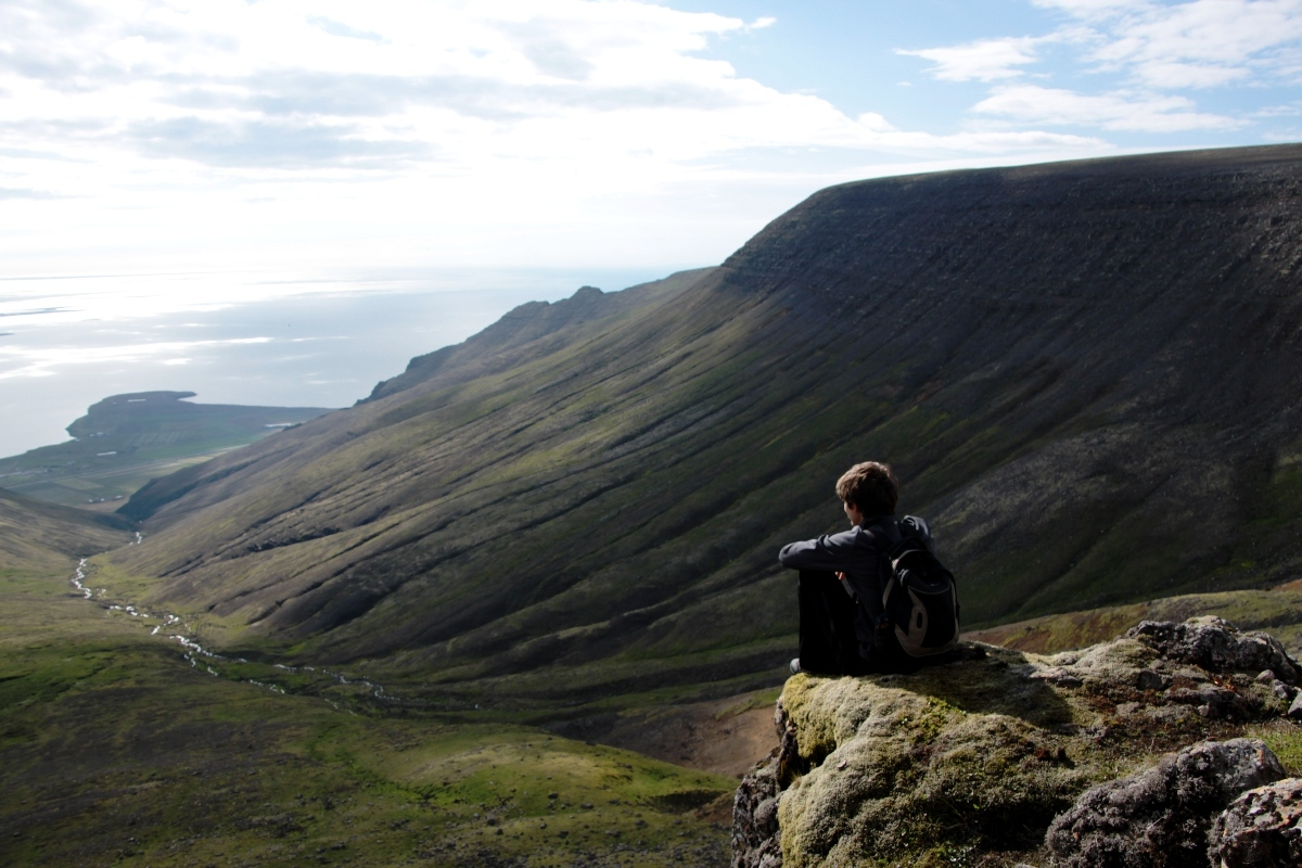 Islandzki teledysk do piosenki Bona Ivera