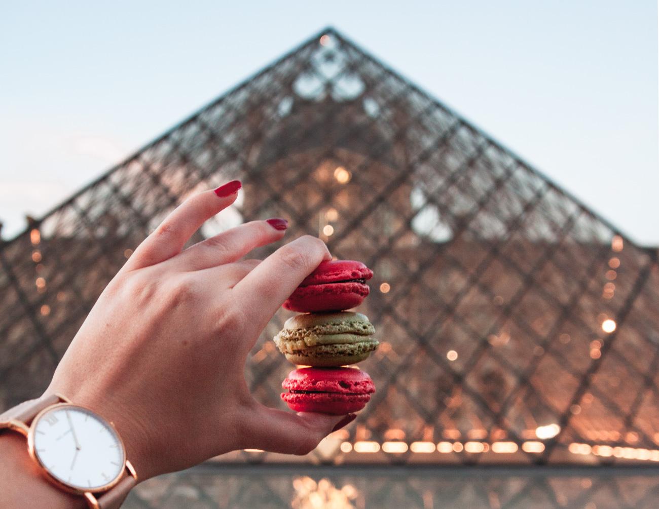 Macaron Paryż
