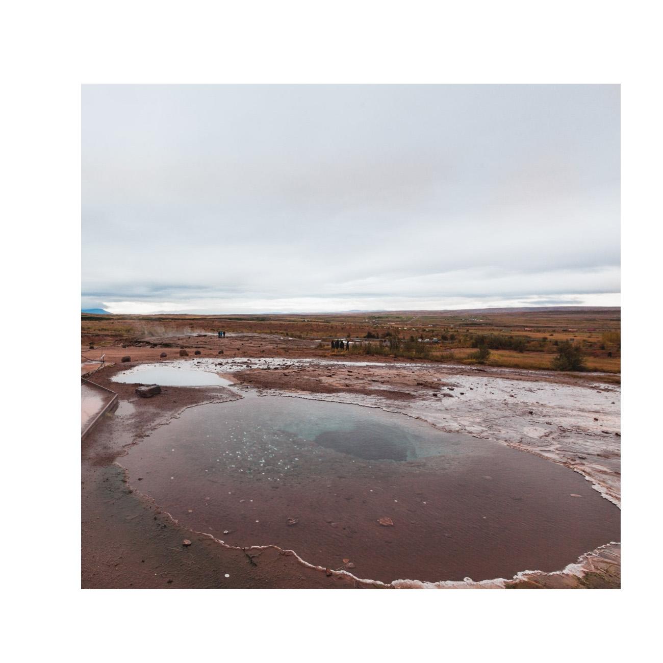 Gejzer Islandia
