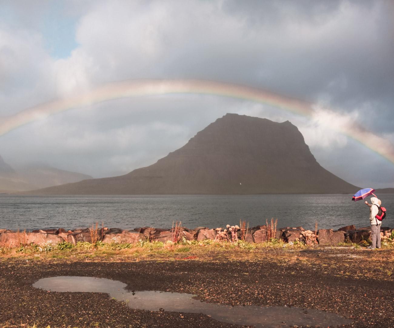 Grundarfjordur Islandia