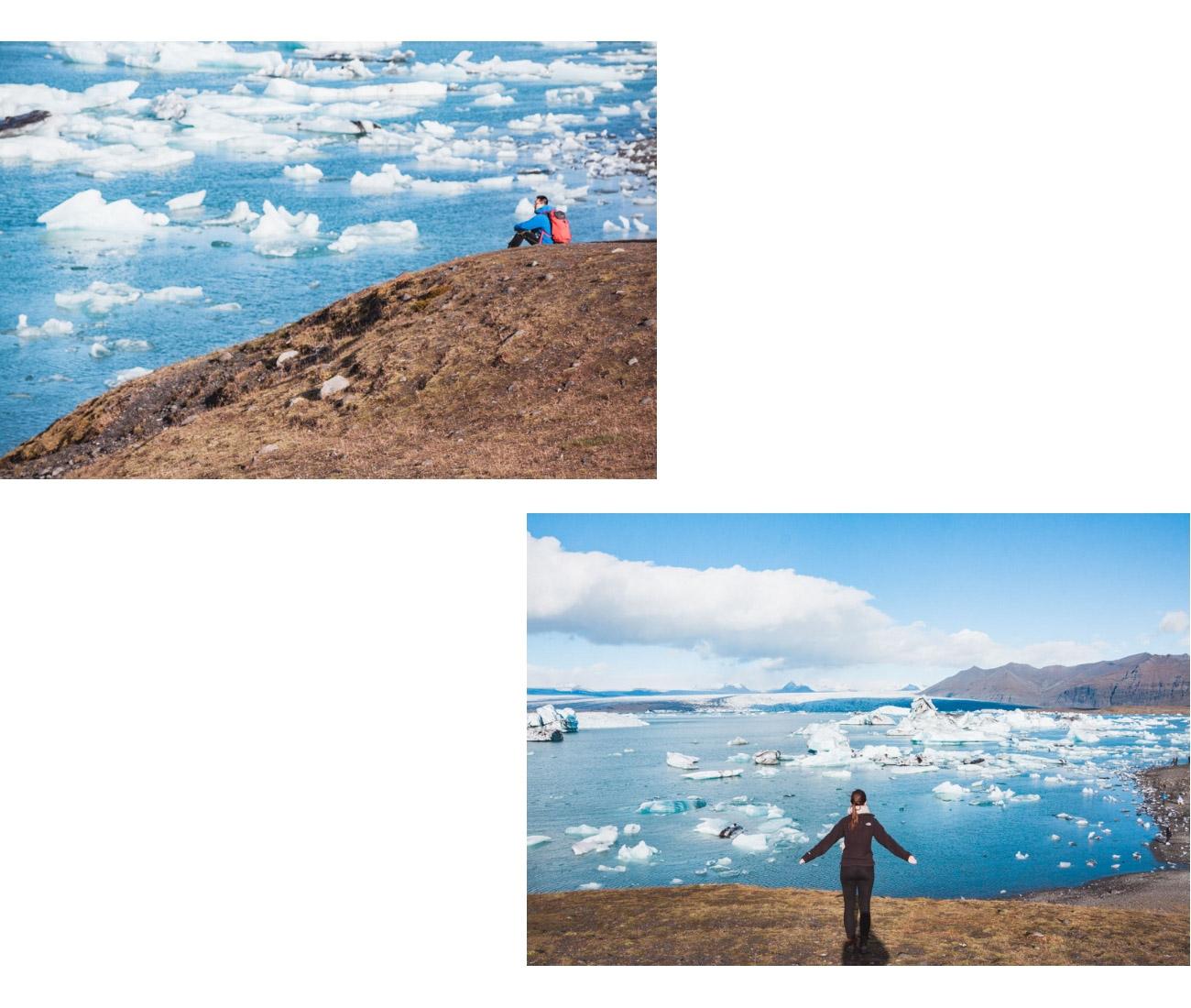 Jokulsarlon atrakcje Islandii