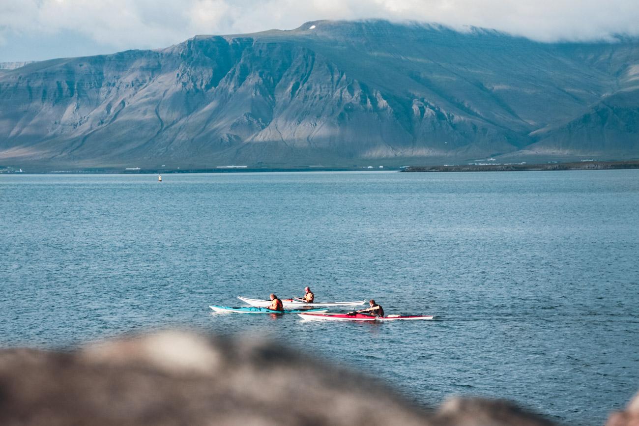 Rejkiawik Islandia