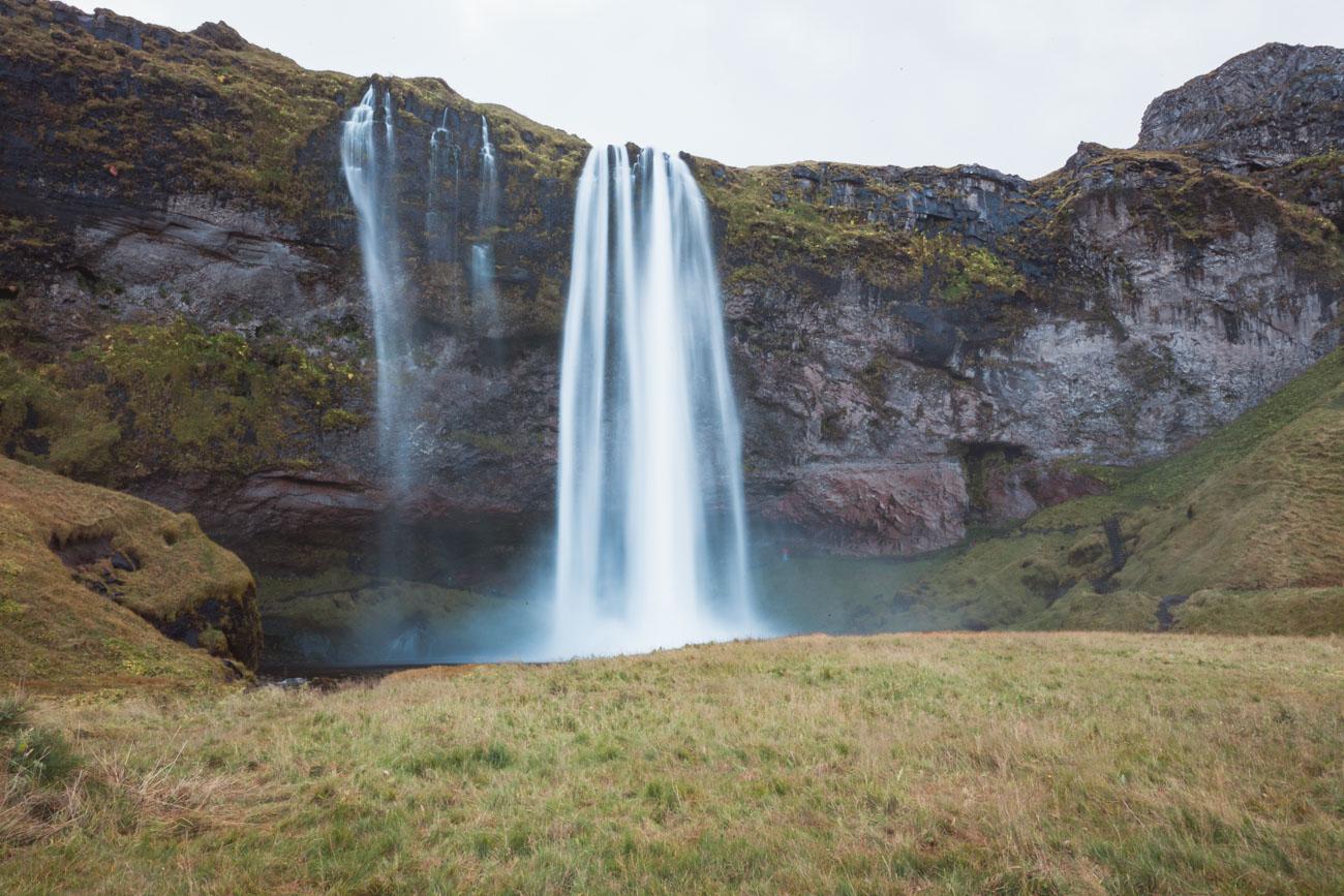 Seljalandsfoss atrakcje Islandii
