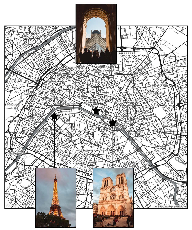 atrakcje Paryża Francja