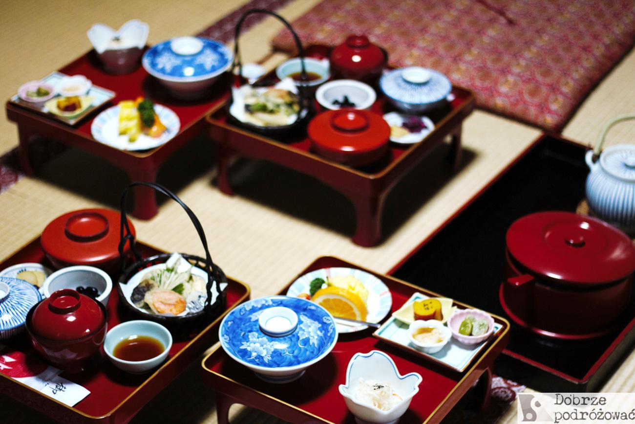 Jedzenie na Koya-san