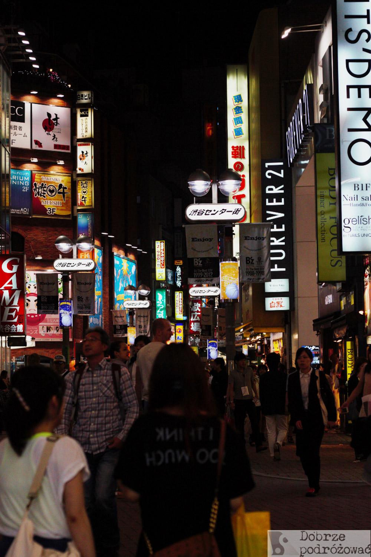 Tokio, Shibuya