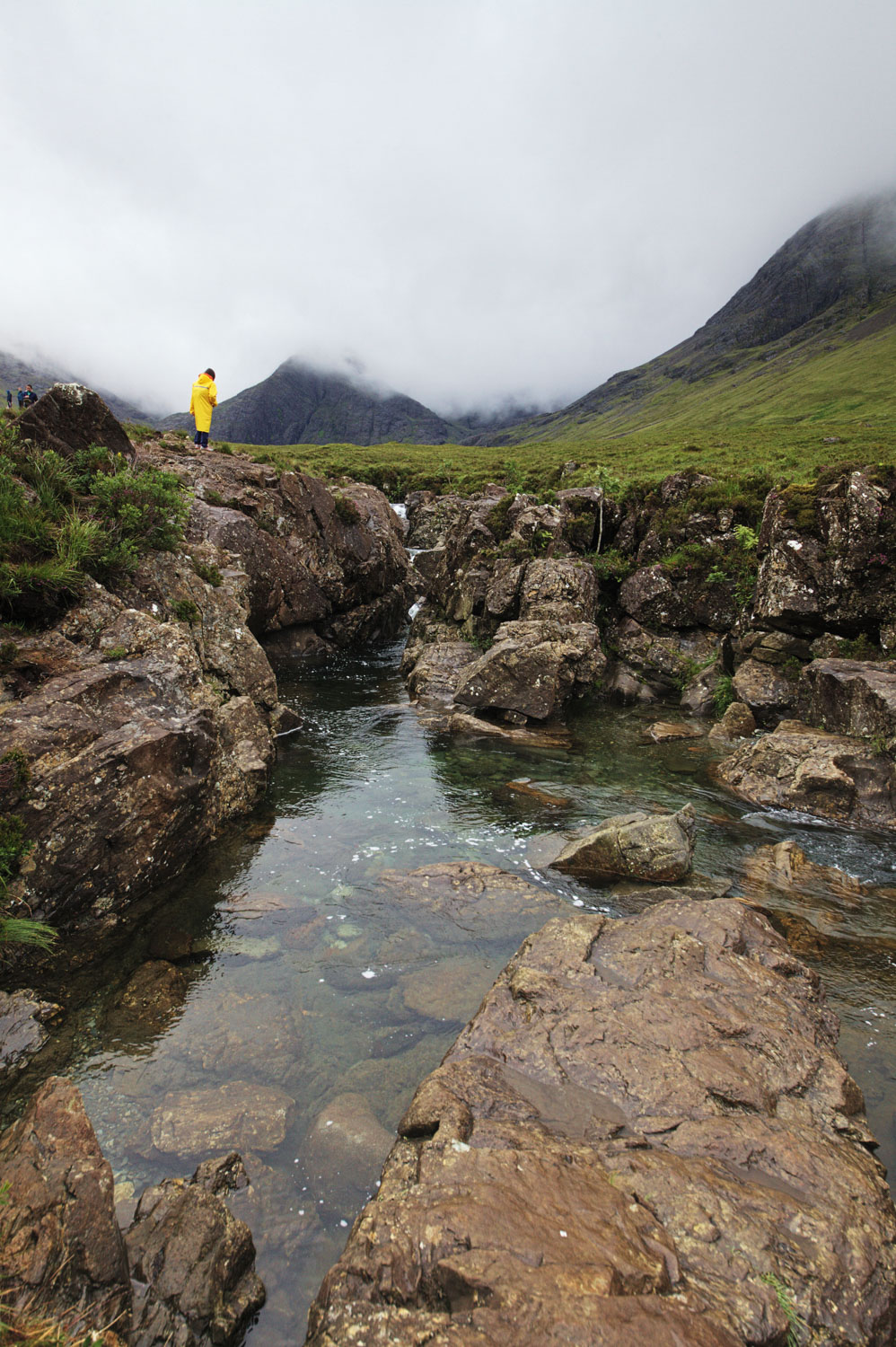 Szkocja, Isle of Skye, Fairy Pools