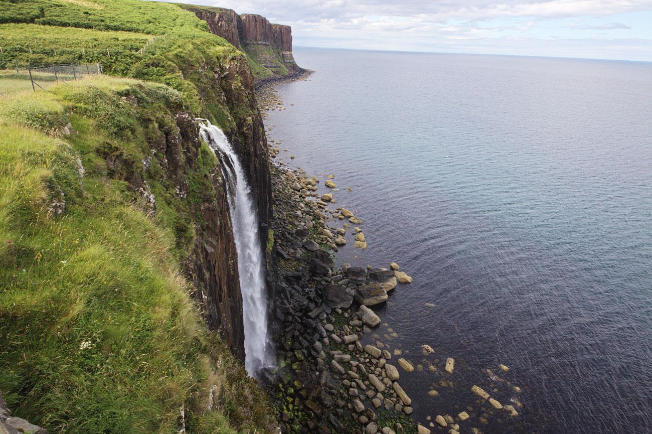 Kilt Rock, Isle of Skye, Szkocja