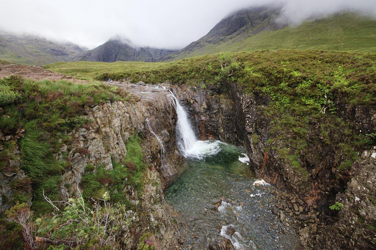 Szkocja, Isle of Skye, Fairy Pools