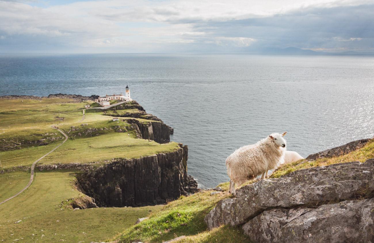 Szkocja, Neist Point