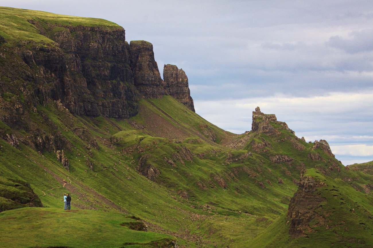 Quairaing, Isle of Skye, Szkocja