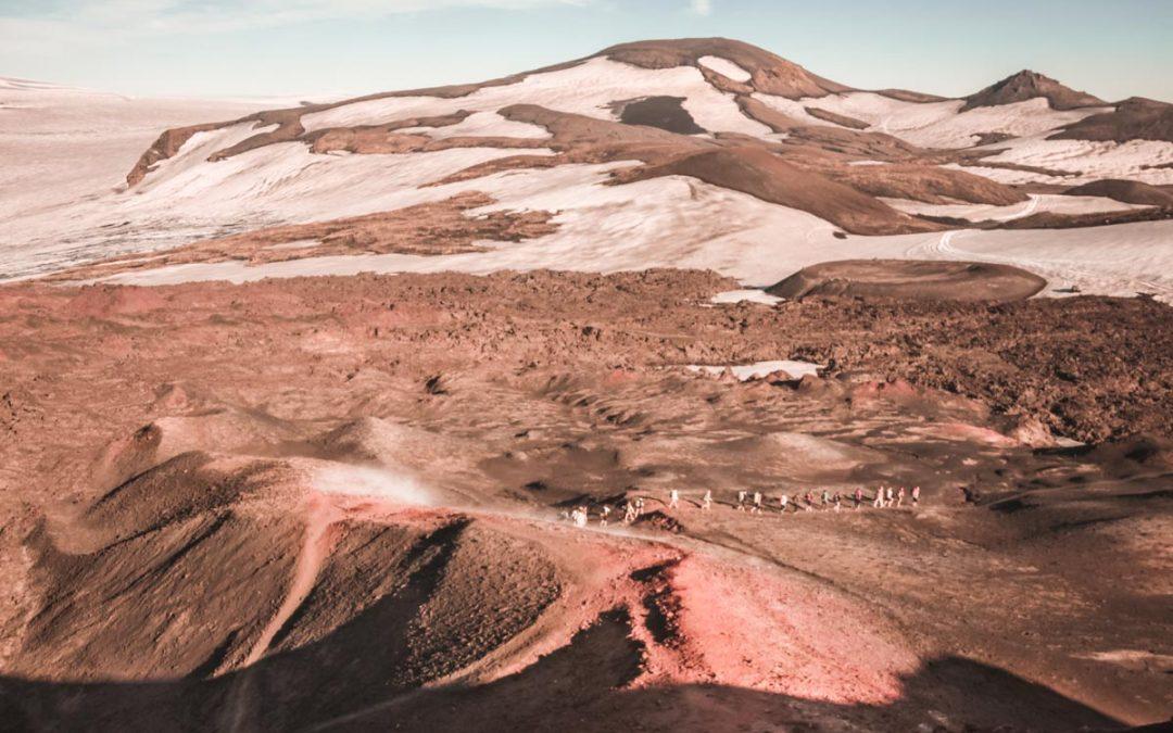 Islandia: wyprawa do miejsca erupcji Eyjafjallajökull