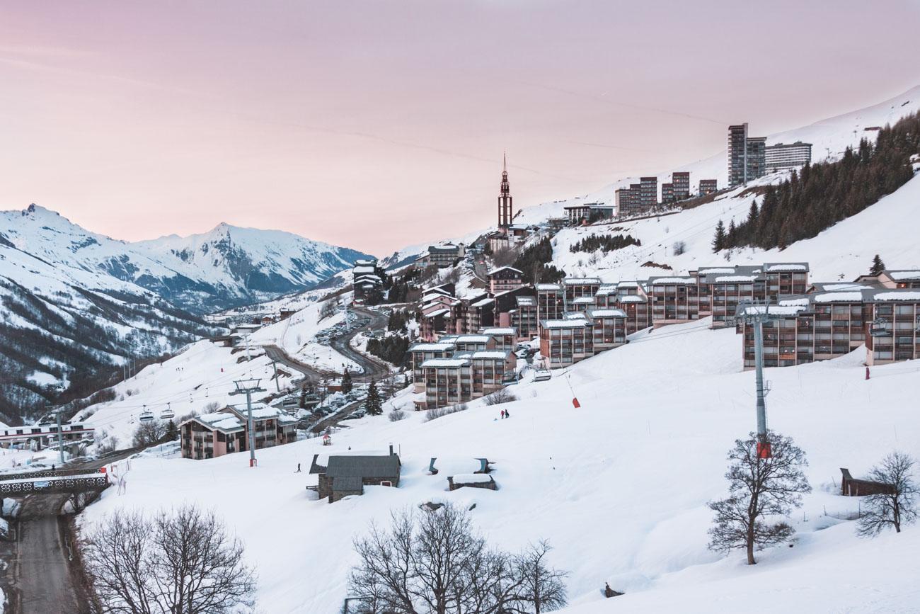 wyjaz w alpy na narty