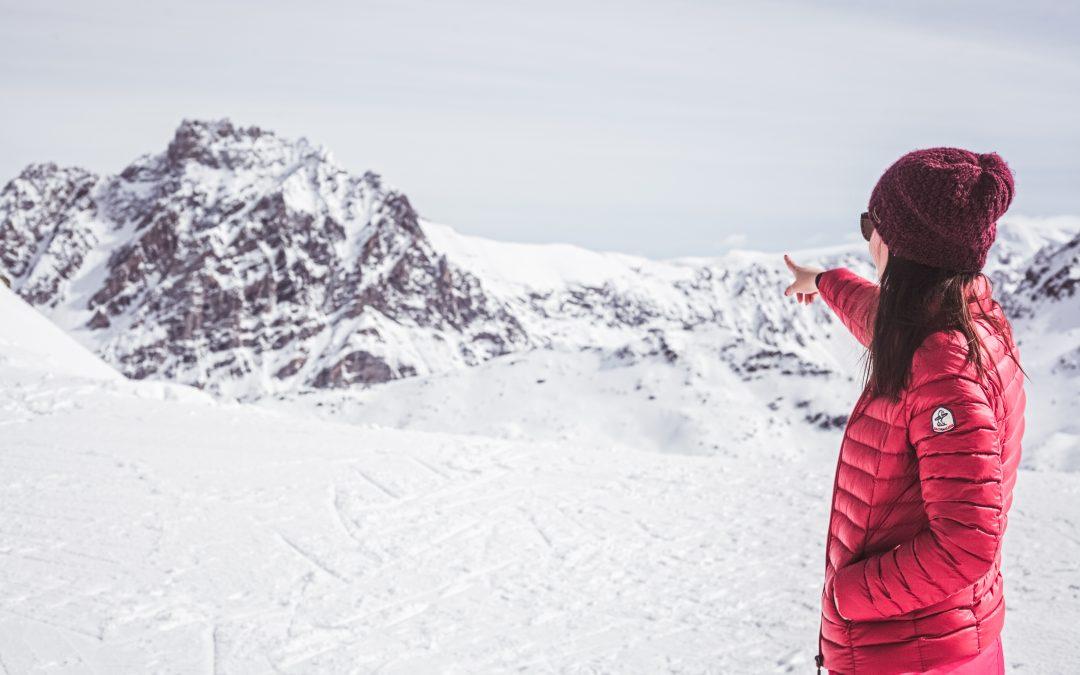 Méribel – narty w Alpach