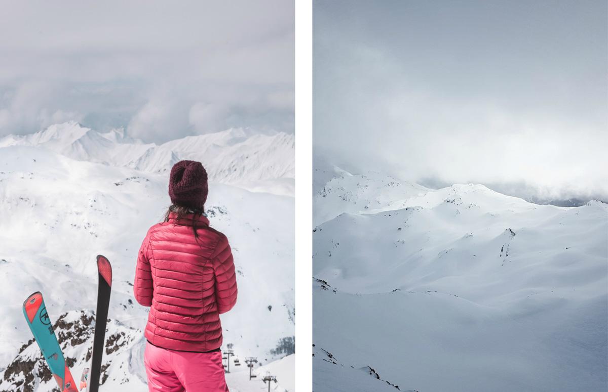 les menuires wyjazd narciarski