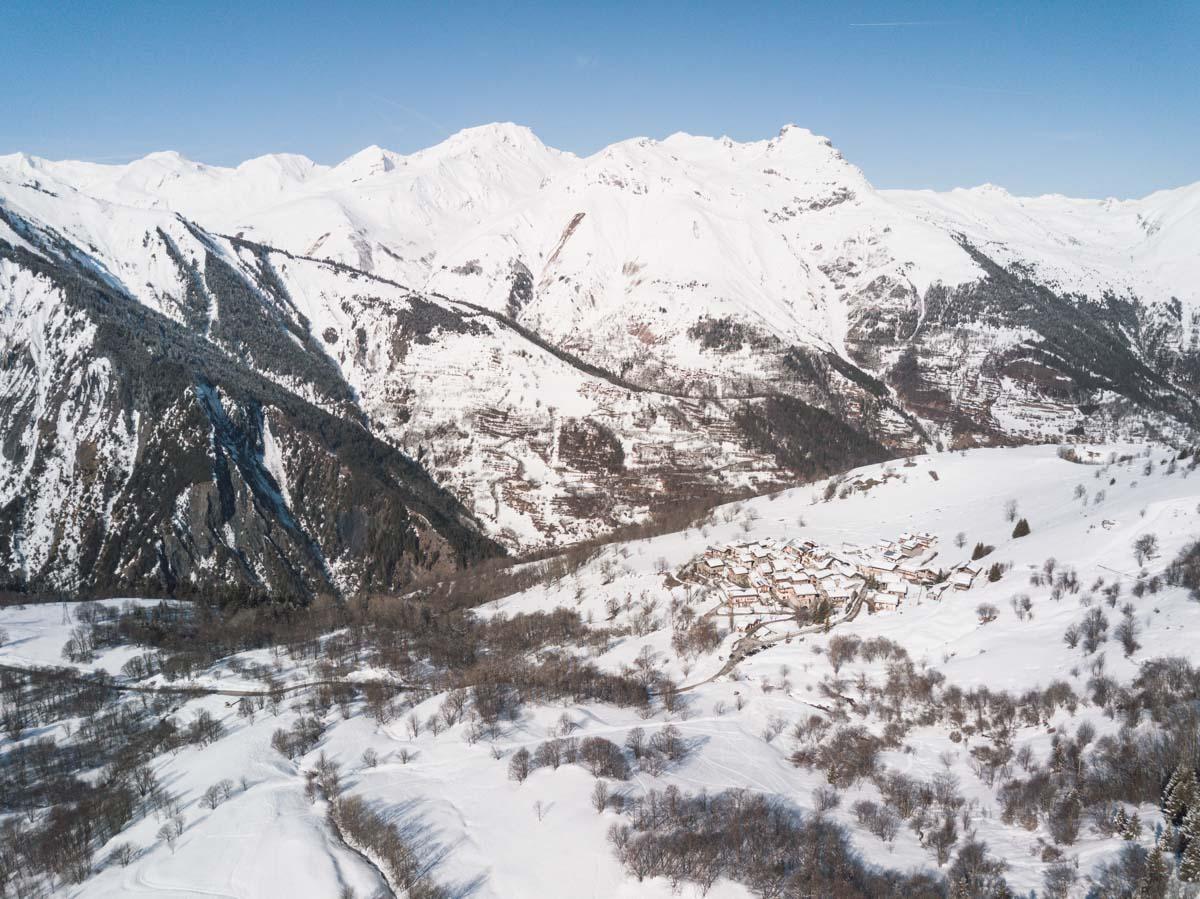 les menuires 3 vallees
