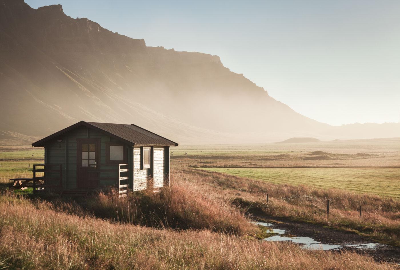 Islandia, Vagnastadir