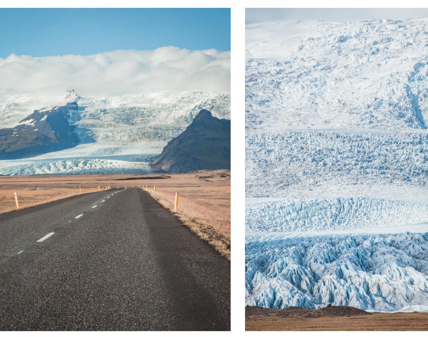 droga na Islandii
