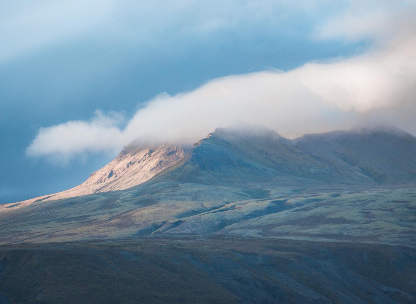 Islandia, góry.