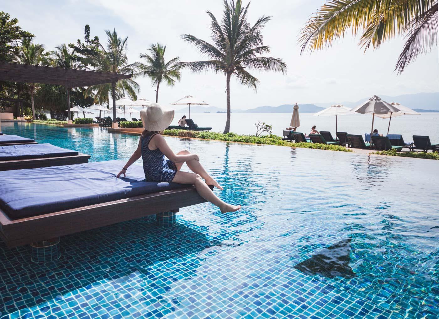 Gaya Island Resort, hotel na Borneo, Malezja