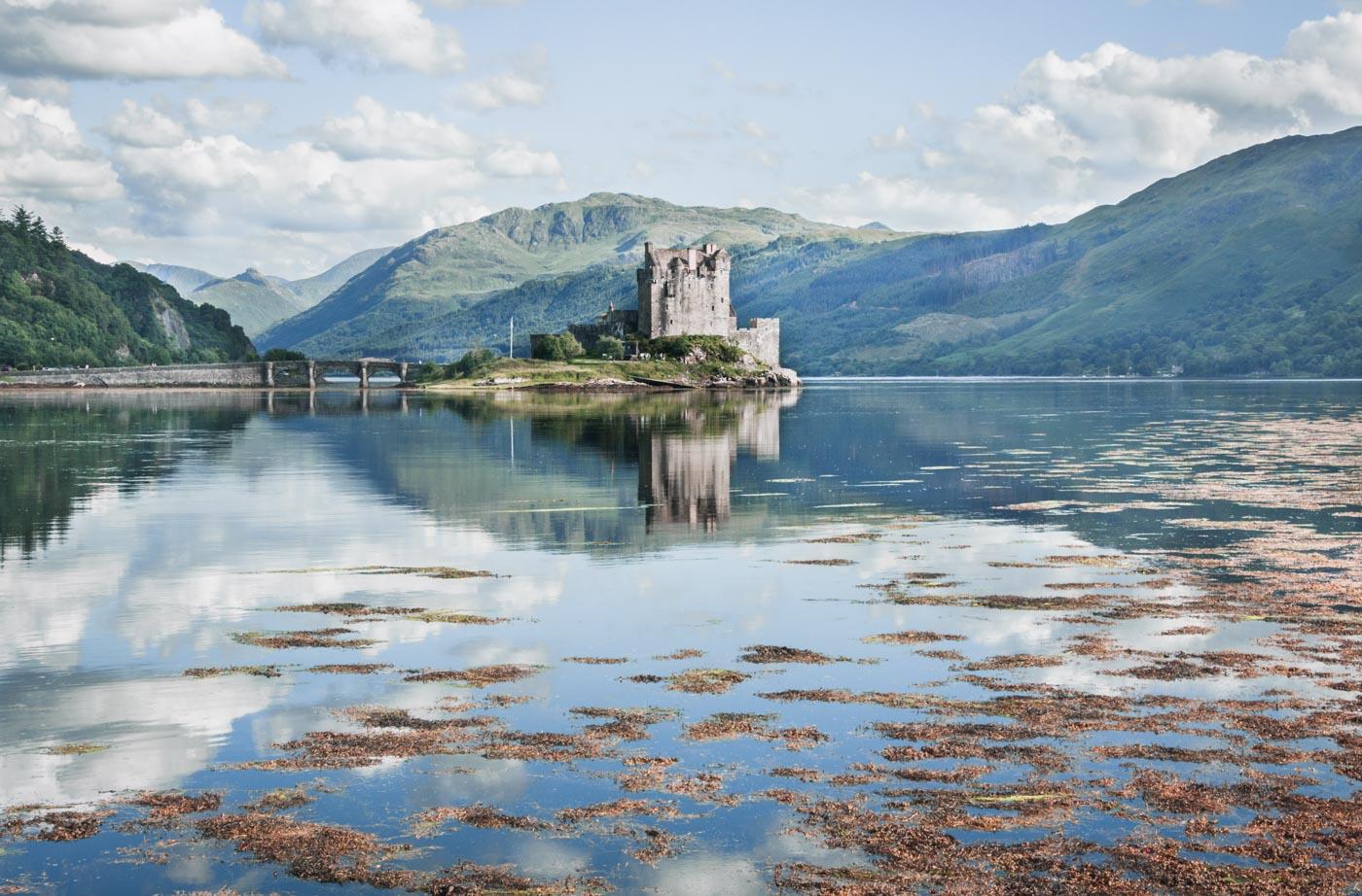 Szkocja, Eilean Donan Castle
