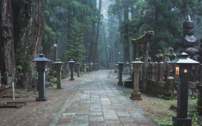 KOYA-SAN – NOCLEG U MNICHÓW BUDDYJSKICH W JAPONII