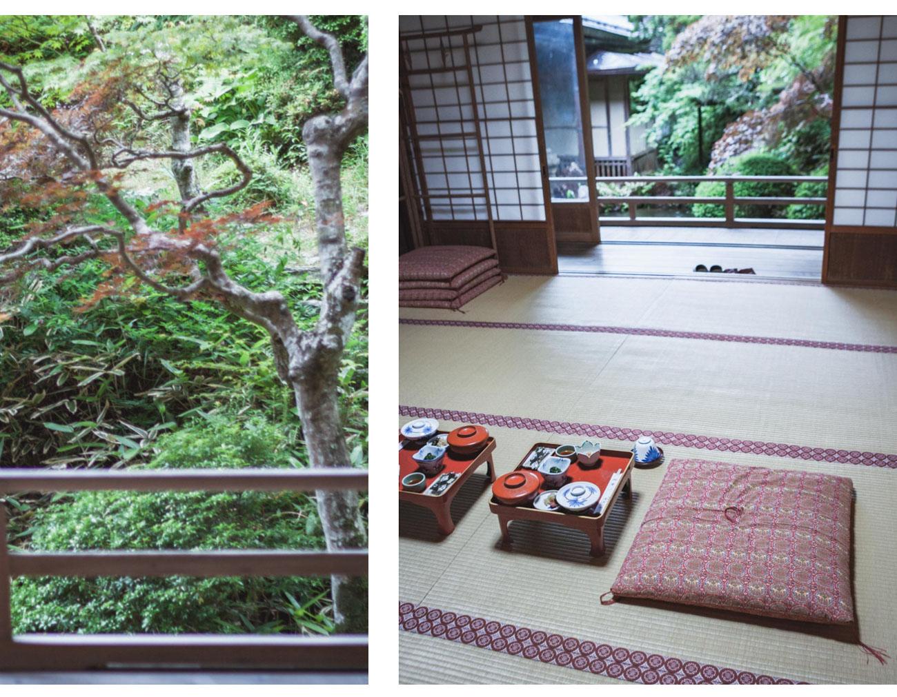 Koya-san, Shojoshin-in, ogród
