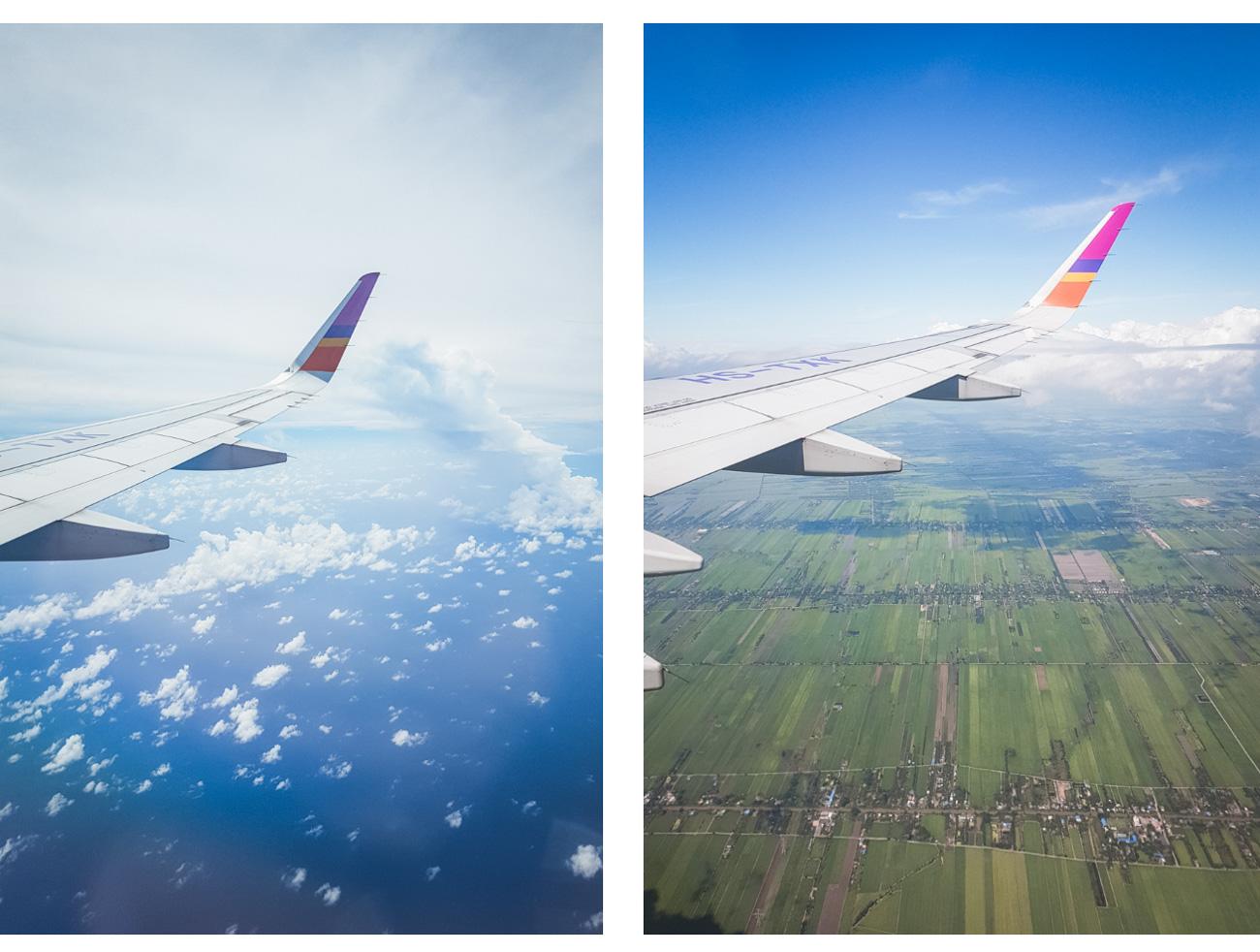 Jak odpocząć w czasie lotu samolotem