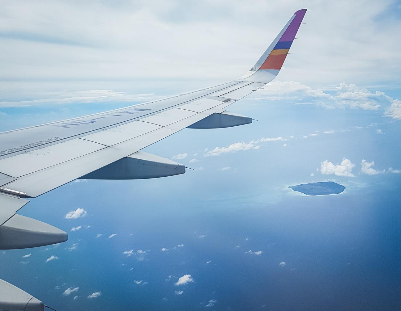 Jak odpocząć w czasie długiego lotu