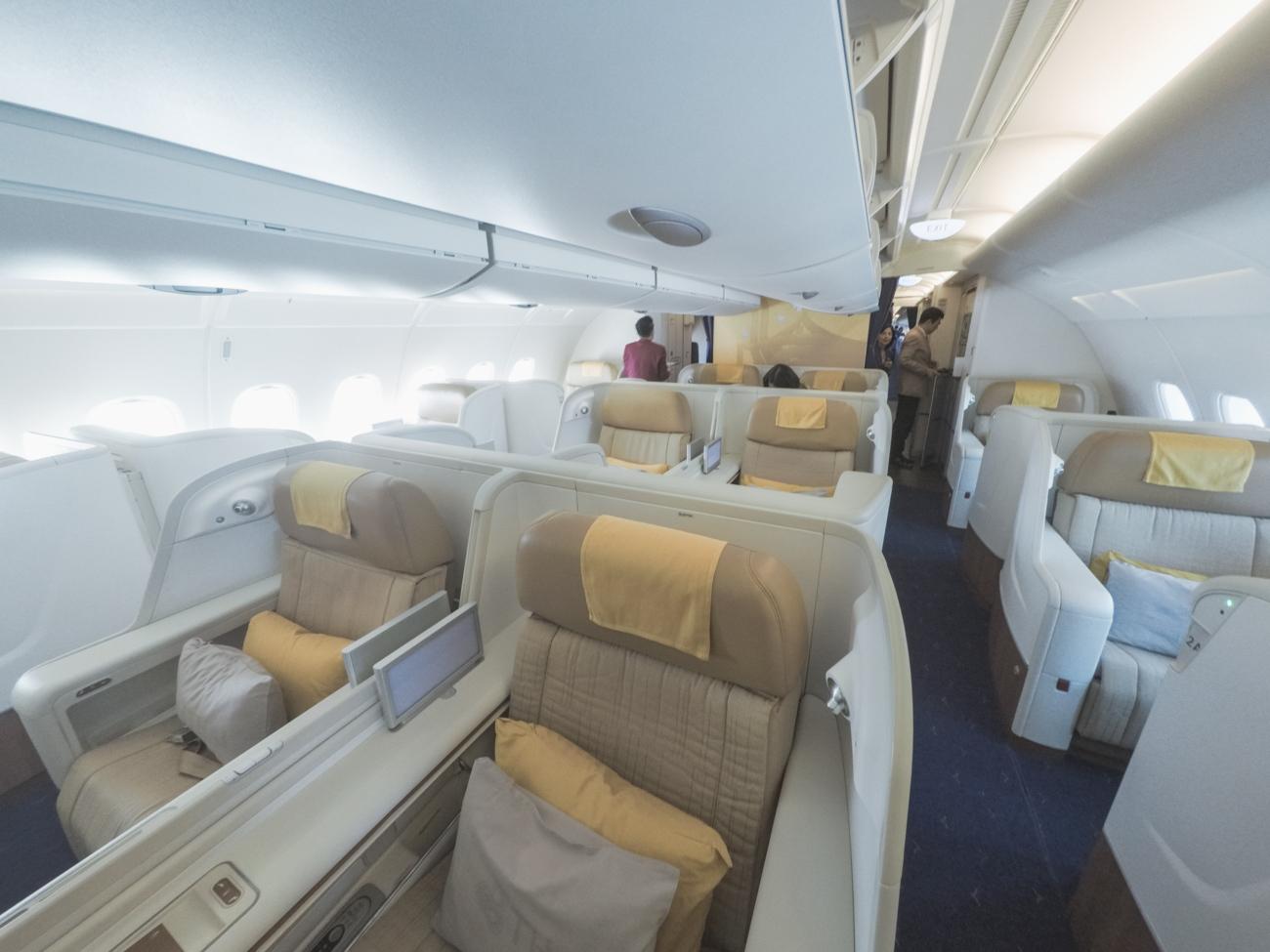 Jak odpocząć w samolocie