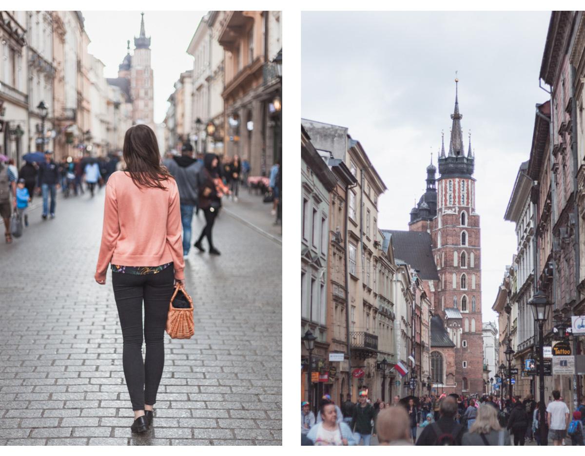 Kraków Floriańska