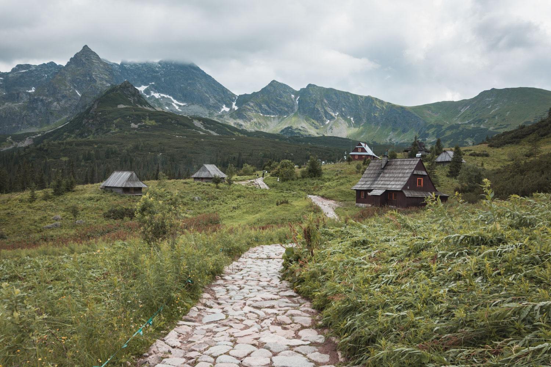 Tatry, Dolina Gąsienicowa