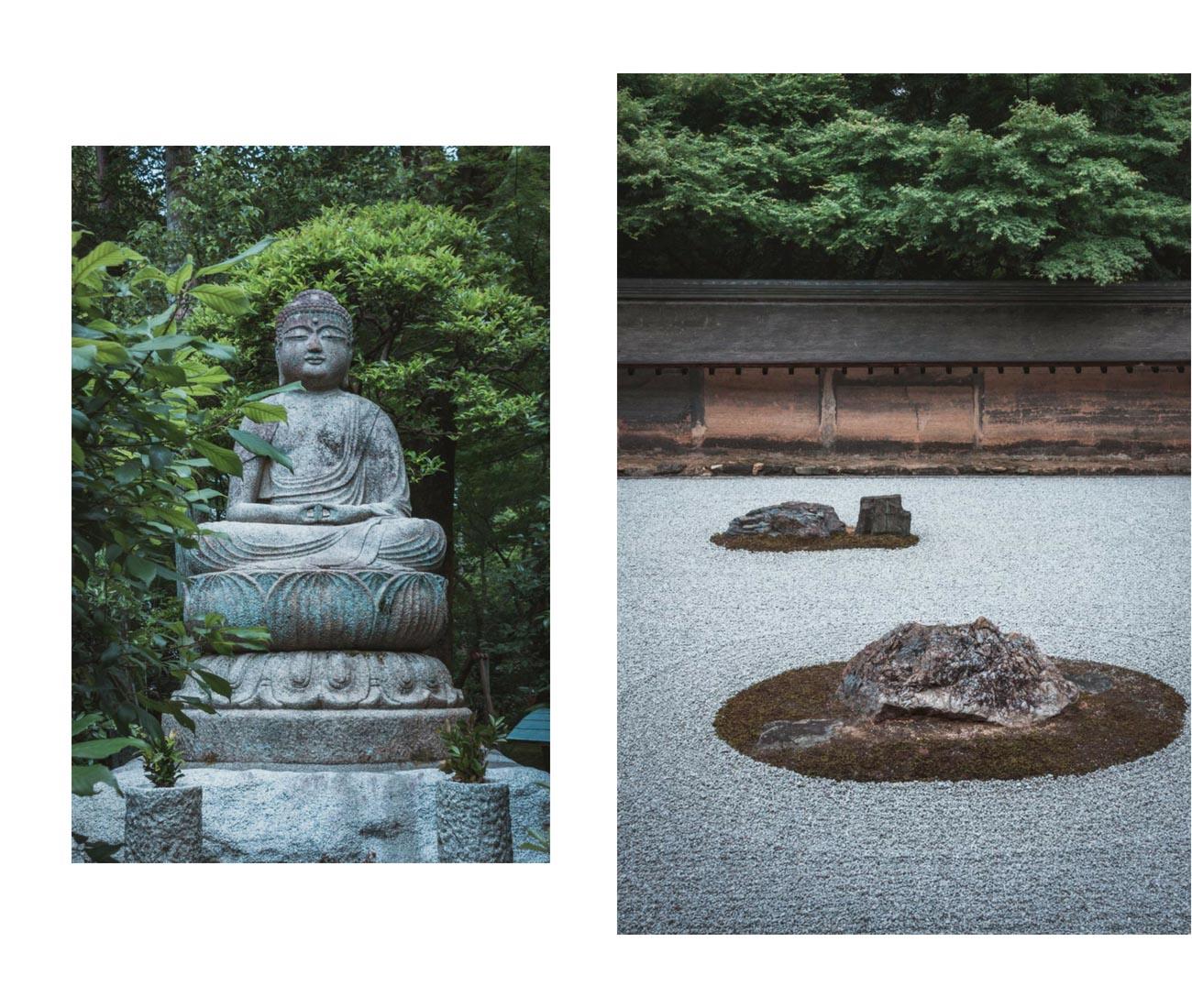 Japonia, Kioto, świątynie