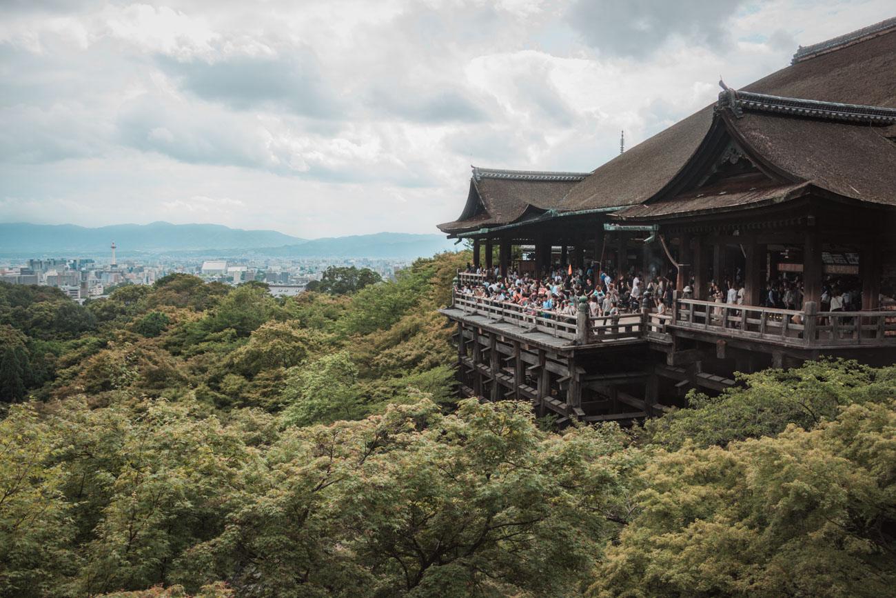 Japonia, Kiyomizudera