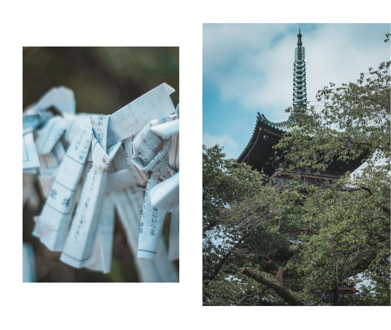 Japonia, Tokio, świątynia w Ueno