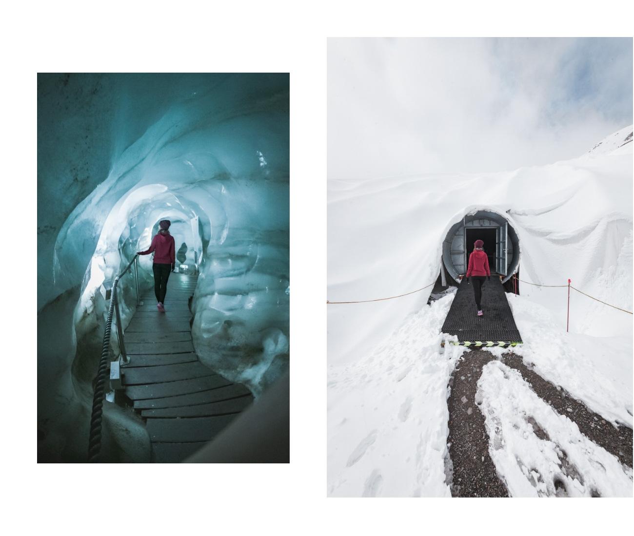 Jaskinia lodowa Stubai