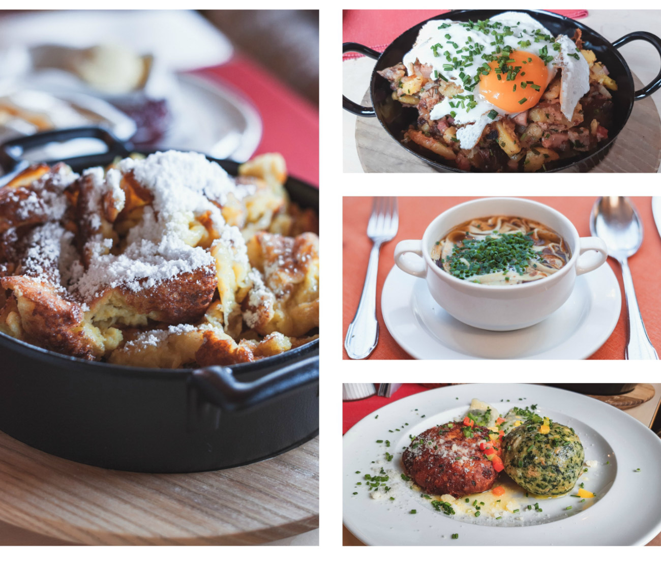Stubai tradycyjne dania kuchni tyrolskiej