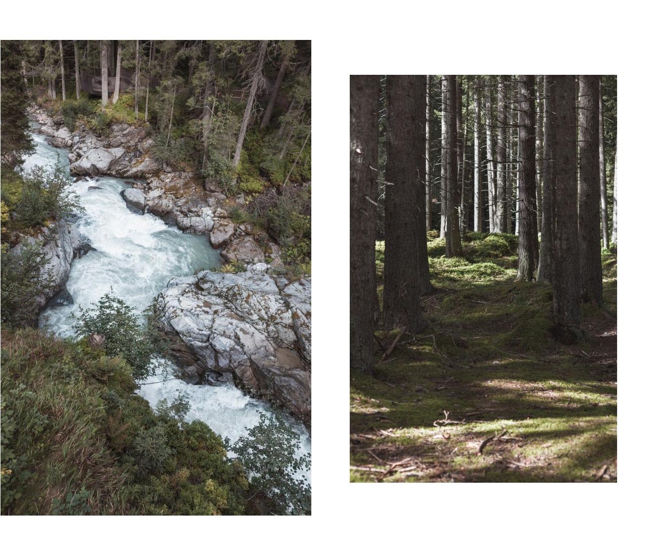 Wilde Wasser Weg Tyrol