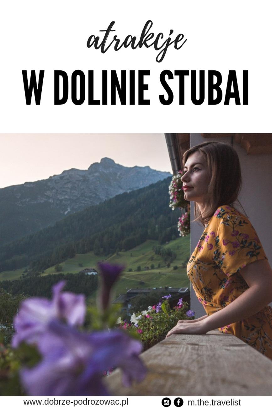 atrakcje w Dolinie Stubai