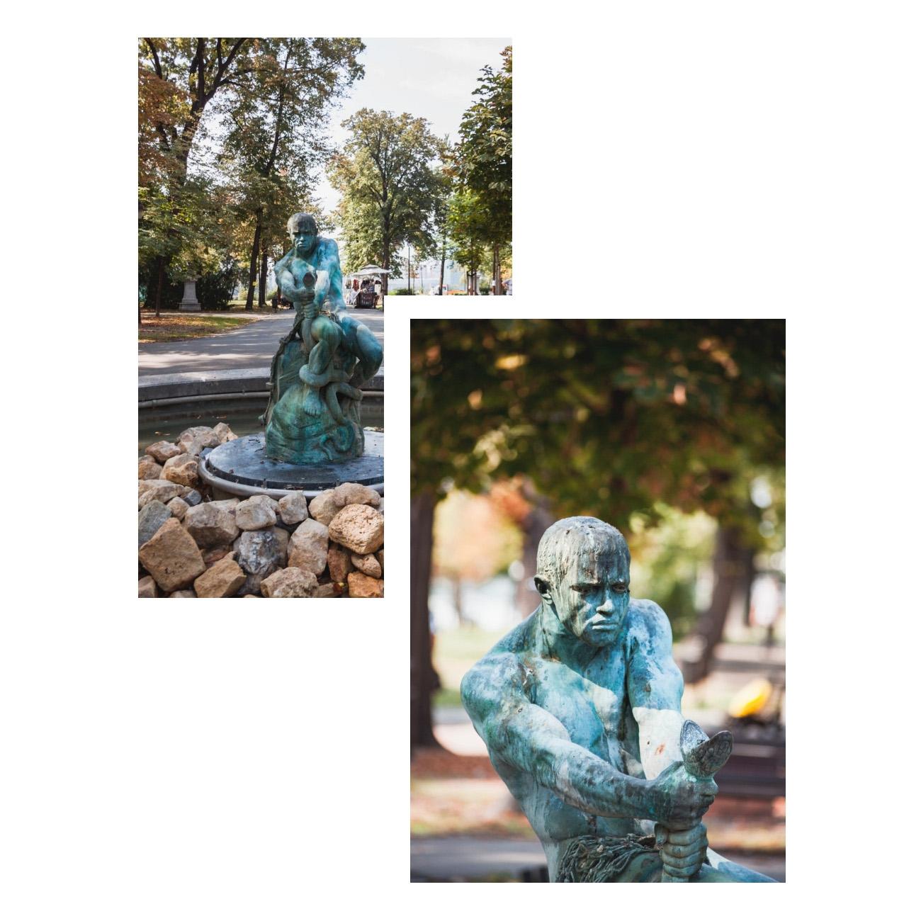 Belgrad Kalemegdan park