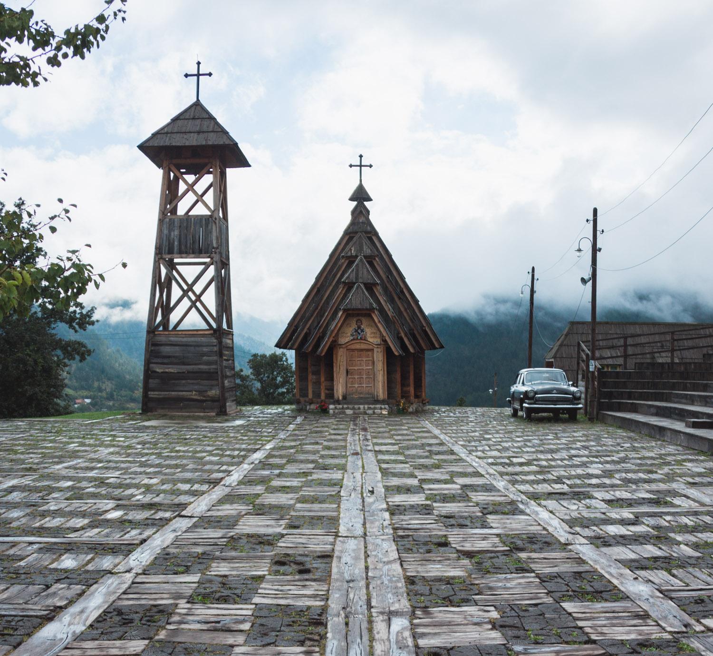 Drvengrad, Kusturica, Serbia