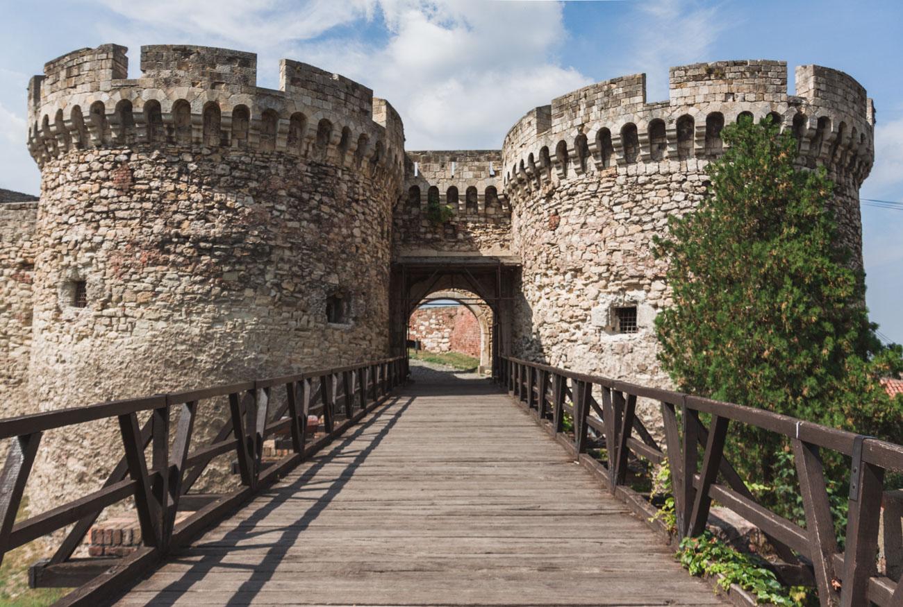 Kalemegdad Belgrad