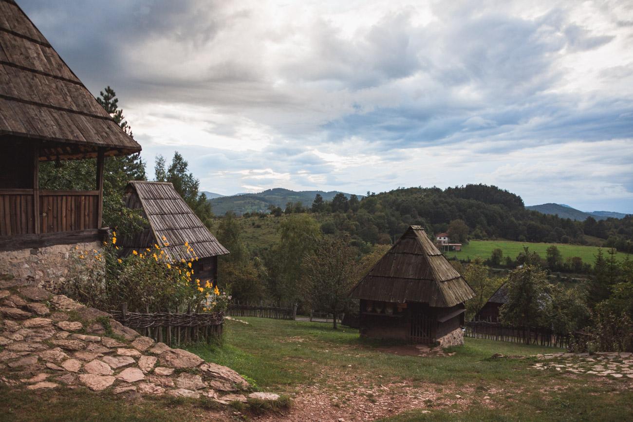 Serbia etno wioska Sirogojno