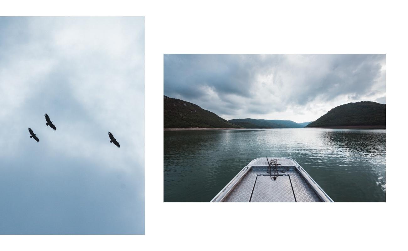 Serbia rezerwat przyrody Uvac