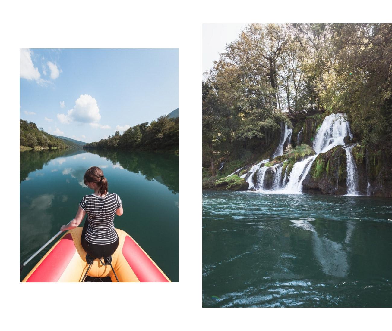 Serbia rzeka Drina