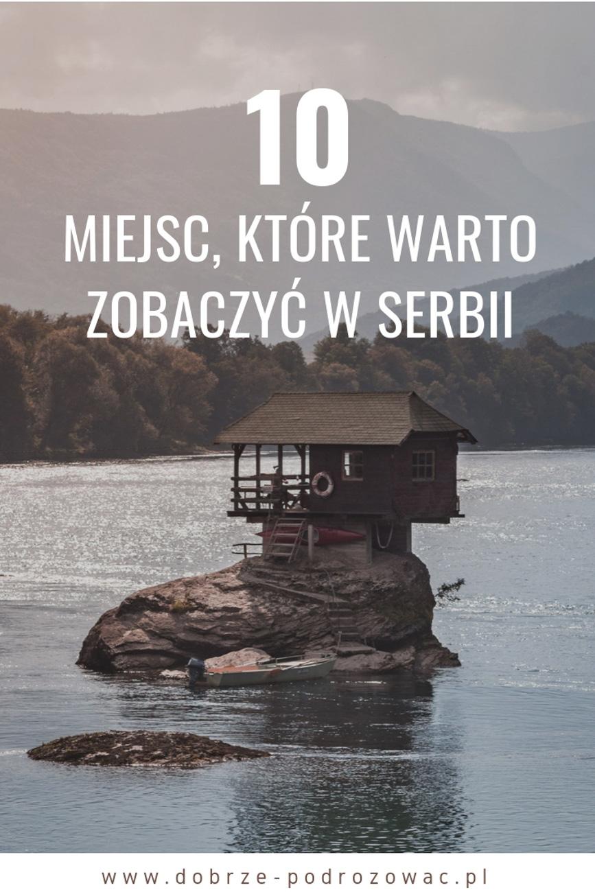 10 miejsc które warto zobaczyć w Serbii