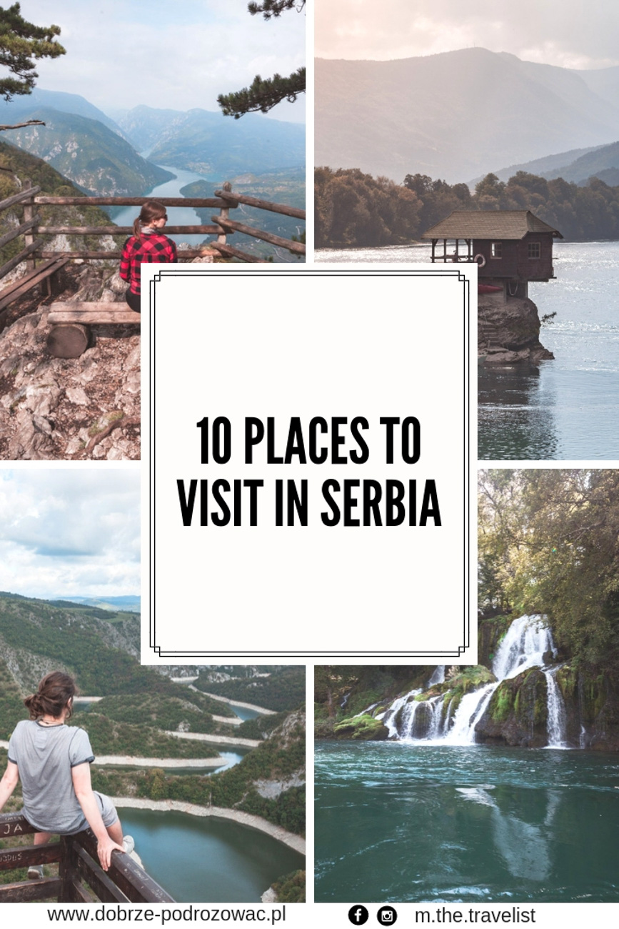 atrakcje Serbii